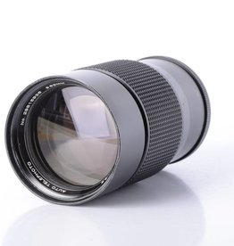 Vivitar 200mm f/3.5 Auto Telephoto SN: 28815926 *