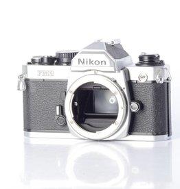 Nikon Nikon FM2N  Chrome SN: 8044146 *