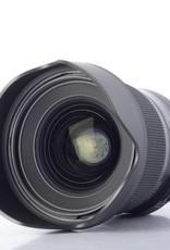 Sigma Sigma 24mm f/1.4 ART SN: 52126237