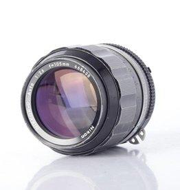 Nikon Nikon 105mm f/2.5 P SN: 468438 *