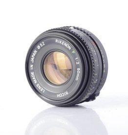 Ricoh Ricoh 50mm f/2 SN: 559811 *