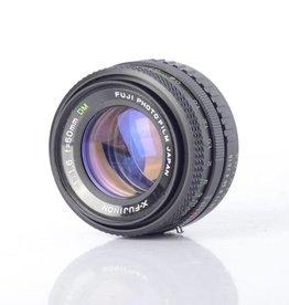 Fujifilm Fuji 50mm f/1.6 SN: 561249 *