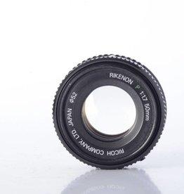Ricoh Ricoh 50mm f/1.7 SN: 35620
