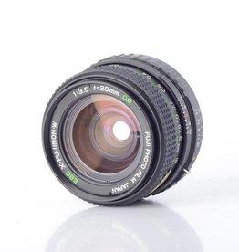 Fujifilm Fuji 28mm f/3.5 SN: 351453 *
