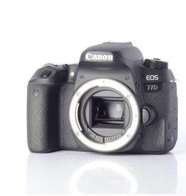 Canon Canon Rebel 77D SN: 042031000334 *