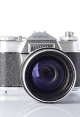 Voigtlander Voiglander Bessamatic w/36-82mm SN: 4180