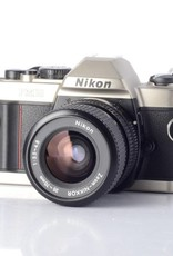 Nikon Nikon FM10 Kit Nikkor 35-70mm