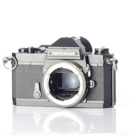 Nikon Nikkormat FT3 (black) SN: 6100800 *
