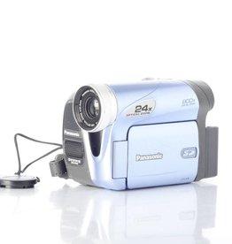Panasonic Panasonic PV-GS19 Camcorder SN: F51c15111 *