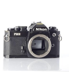 Nikon Nikon FM2N BLACK SN: 7382921 *