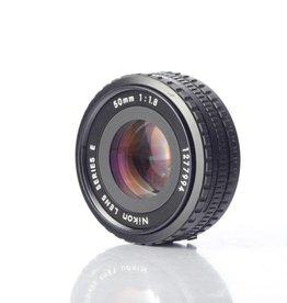 Nikon Nikon Series E 50mm F1.8 *