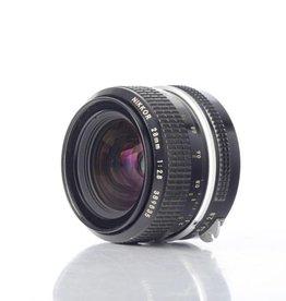 Nikon Nikon 28mm F/2.8 SN: 389835 *