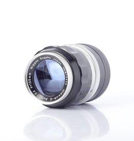 Nikon Nikon 135mm f/3.5 SN: 813406 *