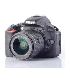 Nikon Nikon D5600 w/18-55mm AF-P