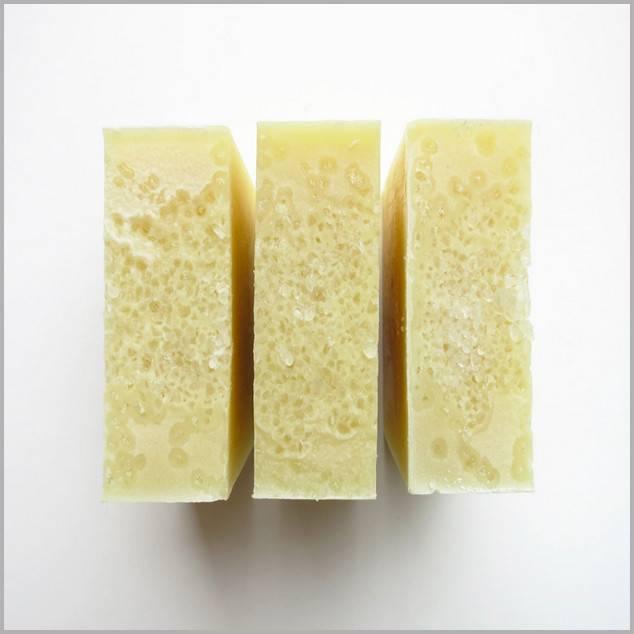 Bar Soap Brooklyn Oatmeal Soap