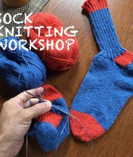 Sock Knitting Series Nov. 6th, 13th and 20th