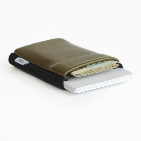 TGT Army 2.0 on Solid Black Wallet