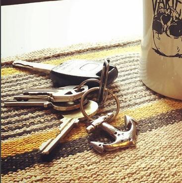 Mighty Twig PG Keychain