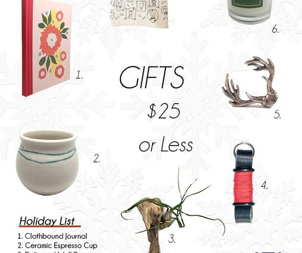 Top 7 Gifts Under $25!