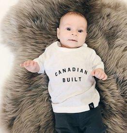 Canadian Built Kids Tee