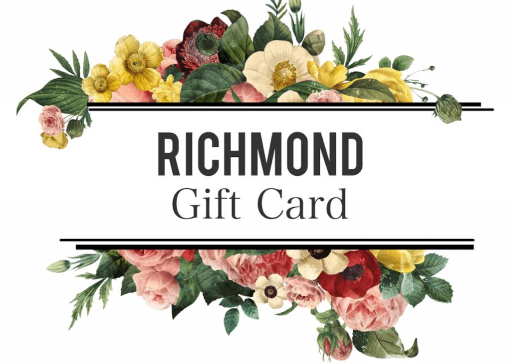 Richmond Gift Card
