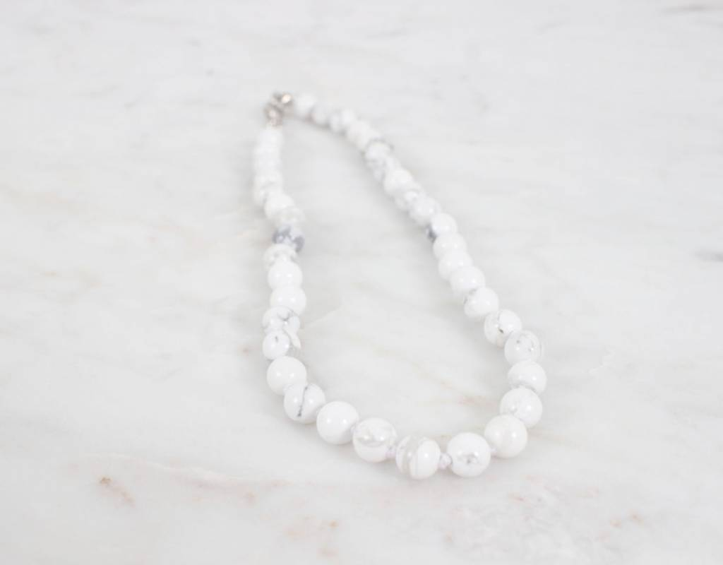 Marble Love Necklace