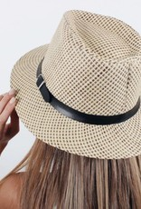 Good Vibes Panama Hat