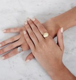 Round Plate Ring