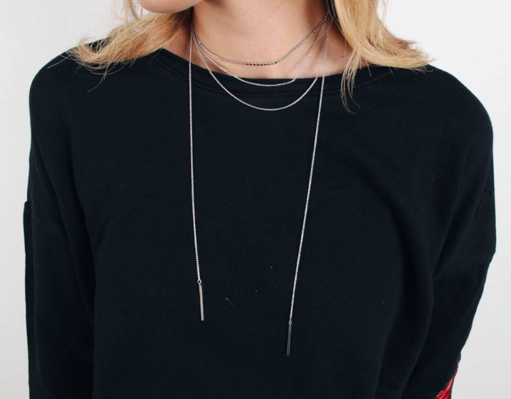 Chapters Necklace