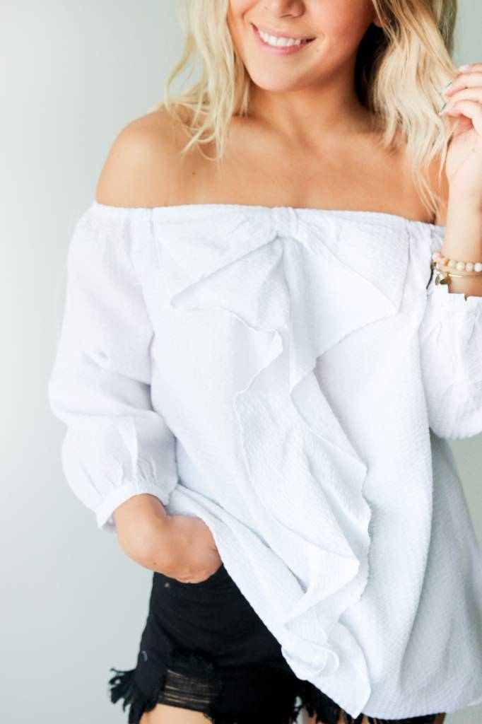 Louise Off Shoulder
