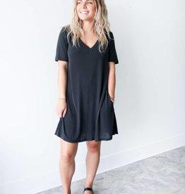 Lily Black Dress