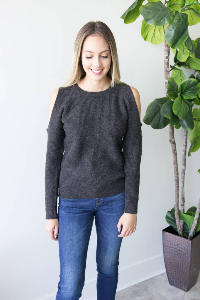 Pulling The Reins Sweater
