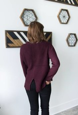 Horizon Cable Sweater