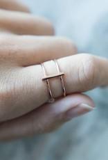 Auction Hunnis - High Bar Ring