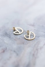 Trivial Pursuit Earring
