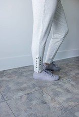 Lace Up Jogger