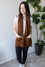 Camille Pocket Scarf