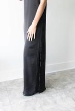 Steek Maxi Dress