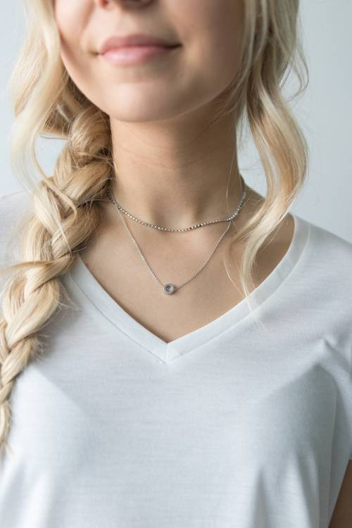 Magic Ring Necklace
