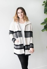Reflection Sweater Coat