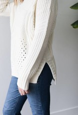 Warm & Cozy Cable Sweater