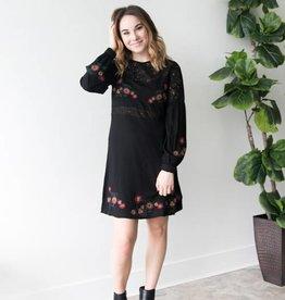 Entangle Lace Dress