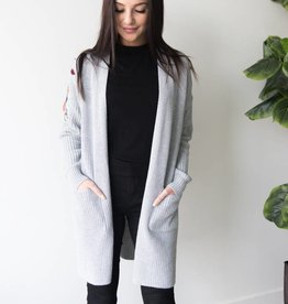 Story Duster Cardi