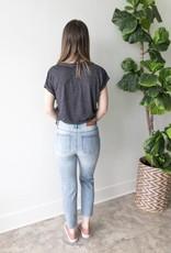 Tonni BF Emb Dnm Jeans
