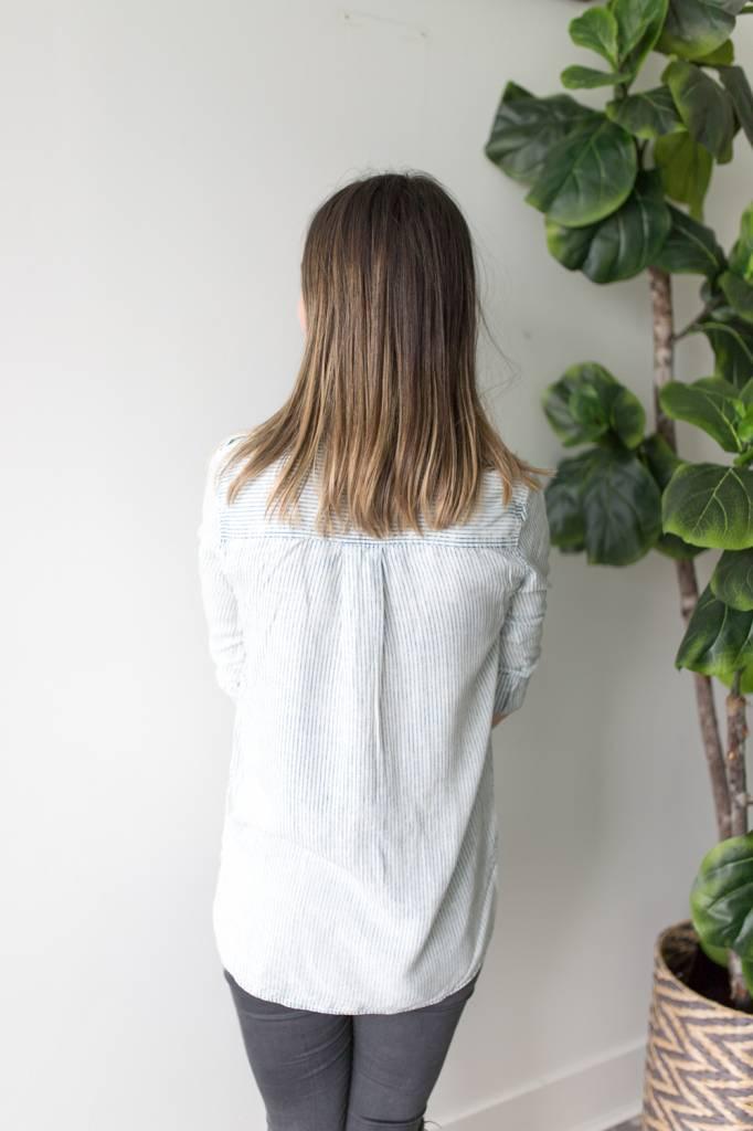 Contemporary Stripe Shirt