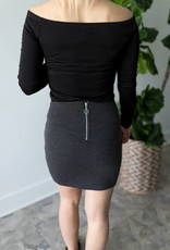 Vivid Skirt Swt