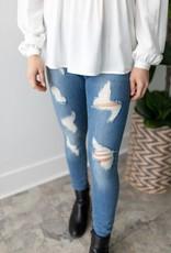 Carmen SK Ankle Dnm Jeans