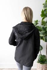 Lina Nylon Parka Jacket