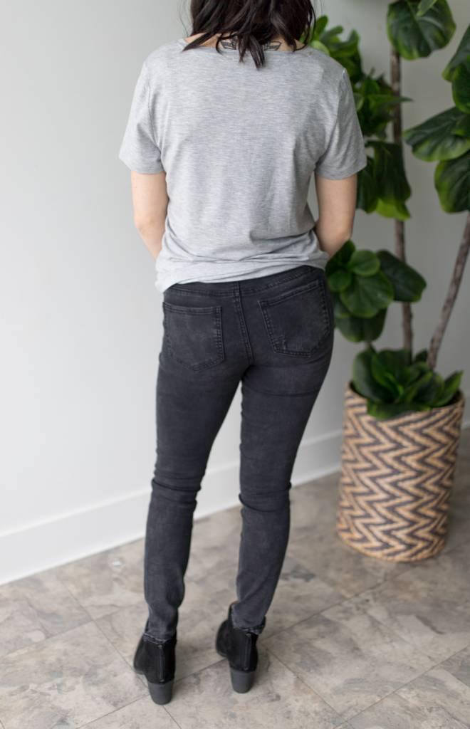 Grey Haze Woven Pant