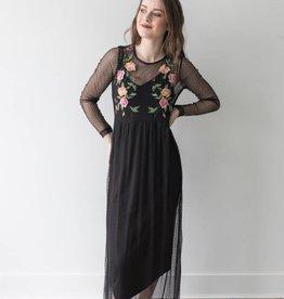 Layden L/S Ankle Dress